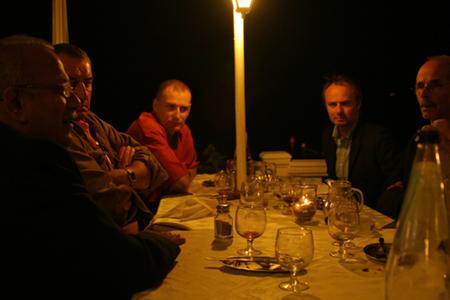 UN staff meal