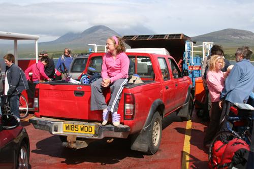 Islay-Jura small ferry
