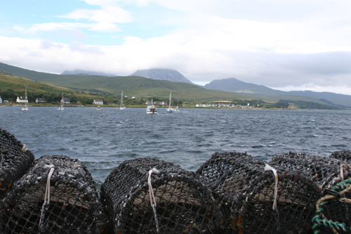 Craighouse and Jura